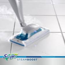 Swiffer Steam Boost For Laminate Floors steamboost powered by bissell starter kit swiffer