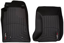 Amazon.com: WeatherTech Custom Fit Front FloorLiner For Mazda MX-5 ...