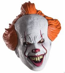 Halloween Silicone Half Masks by Remake Pennywise Halloween Masks Coming This Halloween Season