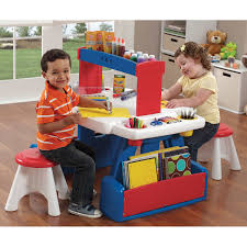 Step2 Art Easel Desk by Activity Costco