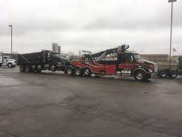 100 Crosby Trucking Heavy Duty Wrecker Service Green Bay WI On TruckDown