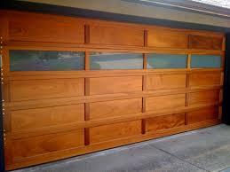 Wood Garage Door Repair Lockport NY