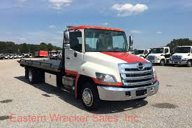 2014 Hino 258 With 21' Jerr-Dan Steel 6-Ton Carrier | Eastern ...