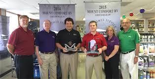 Awards Mount fort RV