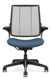 humanscale diffrient smart chair office furniture scene