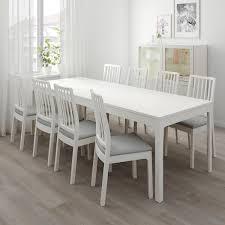 ekedalen ausziehtisch weiß 180 240x90 cm ikea deutschland