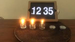 how long does firefly l oil burn in our refillable tea light