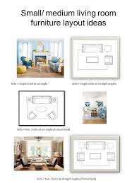 Living Room Seating Arrangements Furniture Layout Ideas