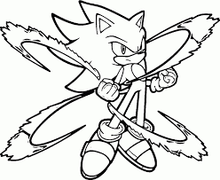 Full Size Of Coloring Pagessonic The Hedgehog Pages Glamorous Sonic