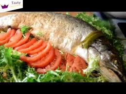 comment cuisiner un saumon entier cuisiner recetter rapide et facile de saumon entier au four
