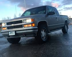 100 1998 Chevy Truck After Looking For A While Just Bought My First Truck My