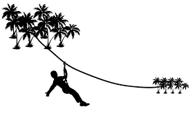 Entry 26 by tariqaziz777 for Graphic for a zipline shirt