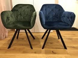 armlehnstuhl drehstuhl esszimmer wie neu stoff