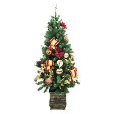 Usb Mini Fiber Optic Christmas Tree by Gorgeous Design Ideas 4 Foot Christmas Tree Remarkable Decoration