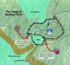 the siege of harfleur siege of harfleur i weapons and warfare