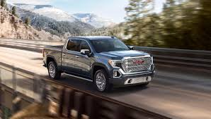100 Pick Up Truck Rental Los Angeles S SUVs Crossovers Vans 2018 GMC Lineup
