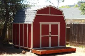 Outdoor Storage Sheds sizes design options & local builders