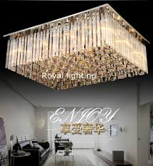large ceiling l hotel lobby lustres cristal luminaria