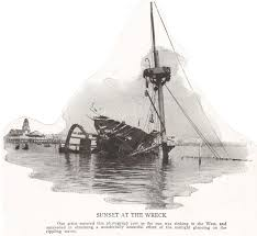 Pictures Of The Uss Maine Sinking by U S S Maine Wreckage 1898 Havana Harbor Cuba Student Handouts