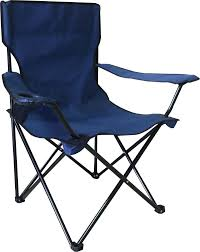Folding Chair Navy Blue