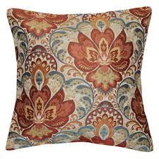 Nicole Miller Paisley Throw Pillows by Decorative Pillows