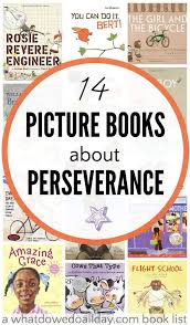 Best Halloween Picture Books by Picture Books About Perseverance For Kids Determination Growth