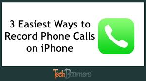3 Easiest Ways to Record Phone Calls on iPhone