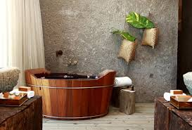 Half Bathroom Decorating Ideas by 23 Natural Bathroom Decorating Pictures