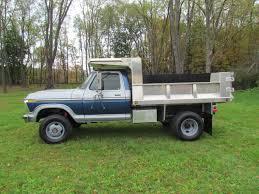 100 Ford F350 Dump Truck 1978 4x4 Aluminum Bed Windfall Rod Shop