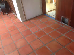 staining and sealing saltillo tile the correct way california