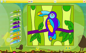 Color By Numbers Is A Coloring Book For Mac PC