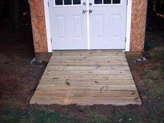 install shed ramp decking shed ramp decking boards diy shed