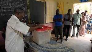 tenir un bureau de vote présidentielle au bénin fermeture des bureaux de vote