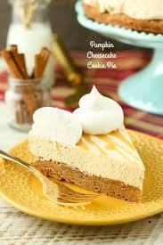 Pumpkin Layer Cheesecake by Pumpkin Cheesecake Cookie Pie Beyond Frosting