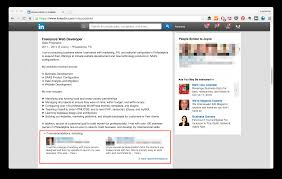 11 Reasons Why You NEED To Be On LinkedIn Convert Your Linkedin Profile To A Beautiful Resume Nanny Resume Sample Monstercom How Optimize Profile Complement Your Laura Smithproulx Executive Write Great Data Science Dataquest Make Stand Out 12 Steps Lkedin Icon 1967 Free Icons Library Vs 8 Differences You Should Keep Print As The Chrome Do I Addsource Candidates Lever From Using Marissa Mayers Has Gone Viral Again But Is It All