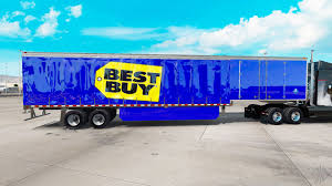 100 Best American Truck Skin Buy On Curtain Semitrailer For Simulator