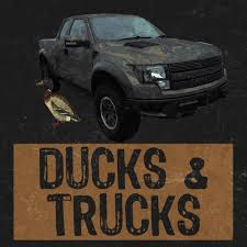 100 Signs For Trucks 4 Pk Ducks Print Camo Camouflage Truck Duck Plastic