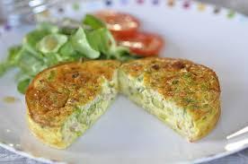 cuisine legere quiche sans pâte légère aux légumes verts cuisine avec du