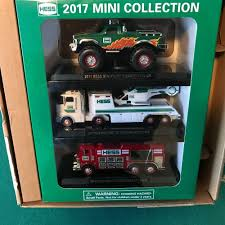 2017 Hess Mini Truck Collection, Brand New In Box, Limited Edition ... The Hess Trucks Back With Its 2018 Mini Collection Njcom Toy Truck Collection With 1966 Tanker 5 Trucks Holiday Rv And Cycle Anniversary Mini Toys Buy 3 Get 1 Free Sale 2017 On Sale Thursday Silivecom Mini Toy Collection Limited Edition Racer 911 Emergency Jackies Store Brand New In Box Surprise Heres An Early Reveal Of One Facebook Hess Truck For Colctibles Paper Shop Fun For Collectors Are Minis Mommies Style Mobile Museum Mama Maven Blog