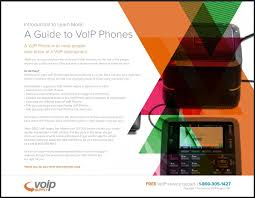 VoIP Phone Guide Download - VoIP Supply