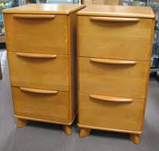 heywood wakefield rio maple dresser from a unique collection