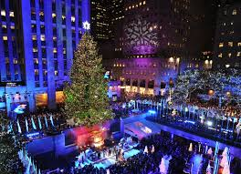 Rockefeller Christmas Tree Lighting 2014 by Things To Stream See And Listen To This Week Vogue