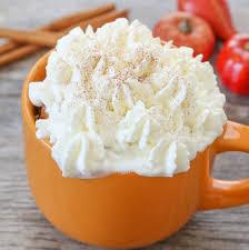 Nonfat Pumpkin Spice Latte Recipe by Pumpkin Spice Latte Mug Cake Kirbie U0027s Cravings