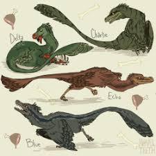 Drawing Art Dinosaur Sketch Artists On Tumblr Novelteeth Jurassic World RAPTOR SQUAD