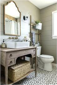 Rustic Bathroom Wall Decor Ideas The Best For Decorating Bathrooms Home Small Accessories