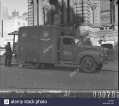 Salvation Army Truck Black And White Stock Photos & Images - Alamy
