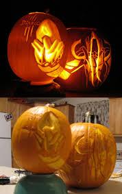 Free Headless Horseman Pumpkin Template by 2014 Halloween Pumpkin Carving Contest Diablo Iii