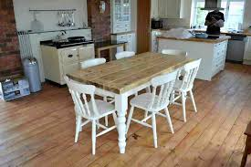 Delightful Style Reclaimed Pallet Wood Dining Table Set Large Farmhouse For Sale Kitchen Farm Room Sets
