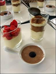dessert assiette gourmande facile trio de verrines fraise spéculoos et nutella a la table de gaelle