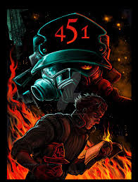 Fahrenheit 451 By ZetsubouZed On DeviantArt   Inspiring Arts ... 14 Best Fahrenheit 451 Images On Pinterest Book 18 Good Books You Can Read In A Day Readers Digest Bookshelf Tag The Bloody 31 Inspo Pursuing White Whale May 2015 Pleasure To The Best Editions Of Bookriotcom Zfile Inc Vs Modern Society Paperback Planes Barnes And Noble Haul